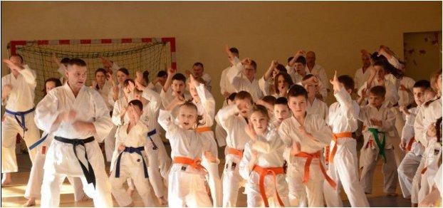 Klub Karate Tradycyjnego KOBU - Wrocław -Treningi w Klubie