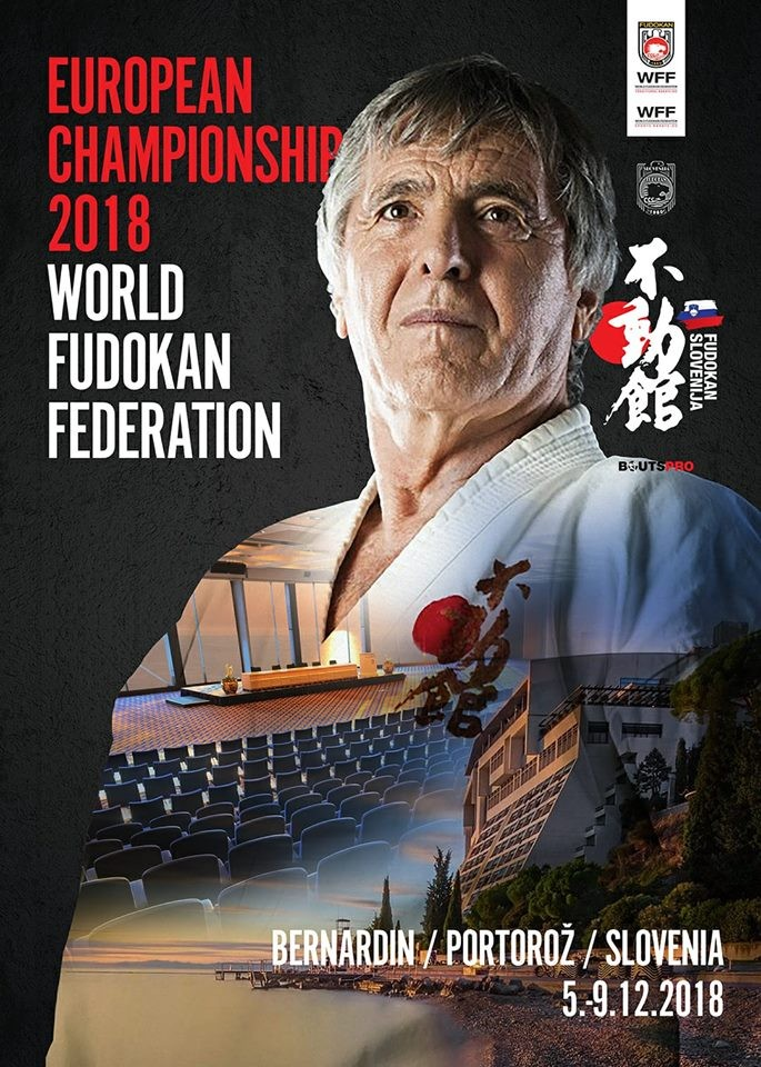 1st FUDOKAN-IKKAIDO Karate European  Celebration & Championship