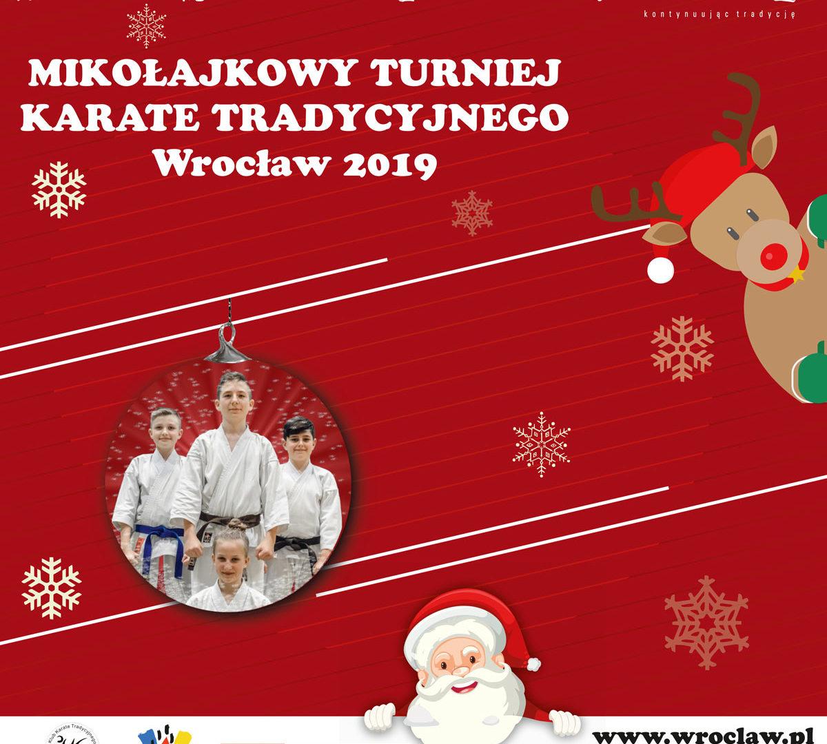 Turniej Mikołajkowy Karate Tradycyjnego