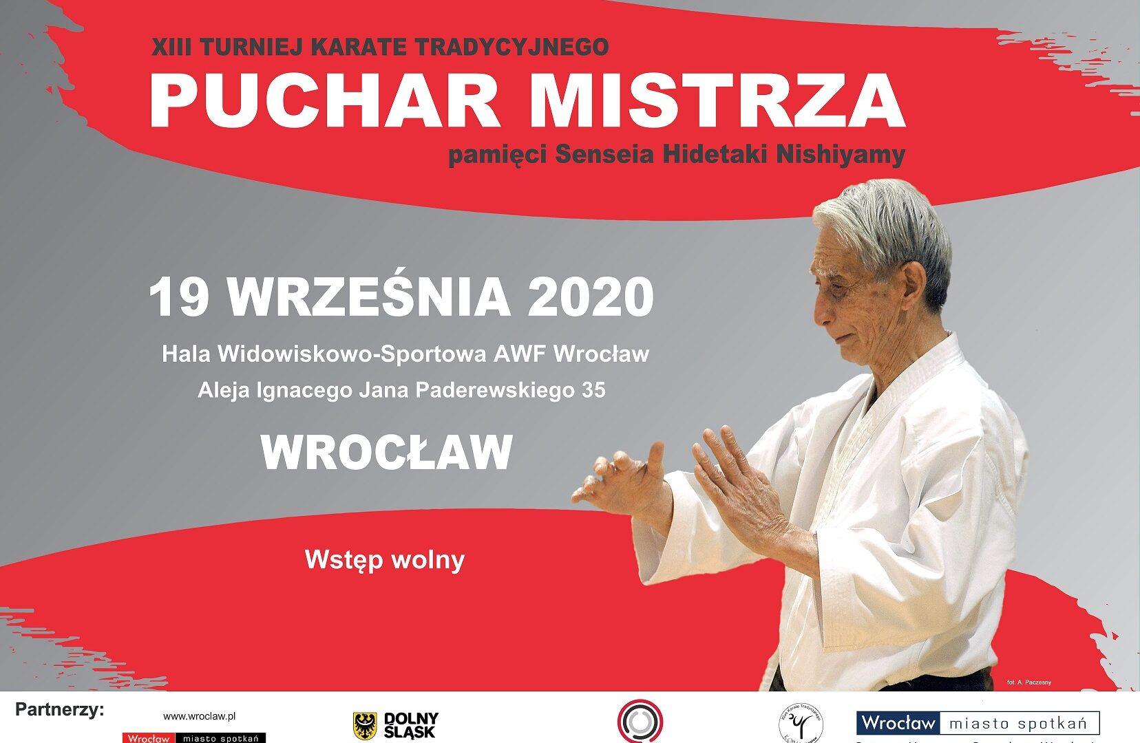 XIII PUCHAR MISTRZA 2020