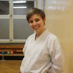 Klub Karate Tradycyjnego KOBU - Wrocław -Martyna Florecka