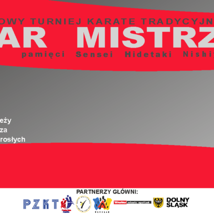 XII PUCHAR MISTRZA - 28.09.2019