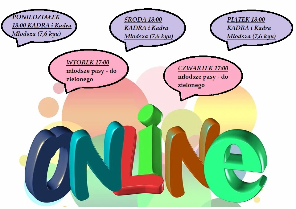 Treningi online